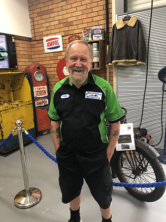 Tony from Destination Motorcycle
