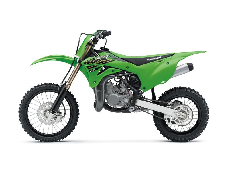 Kawasaki 450x Motorcycle