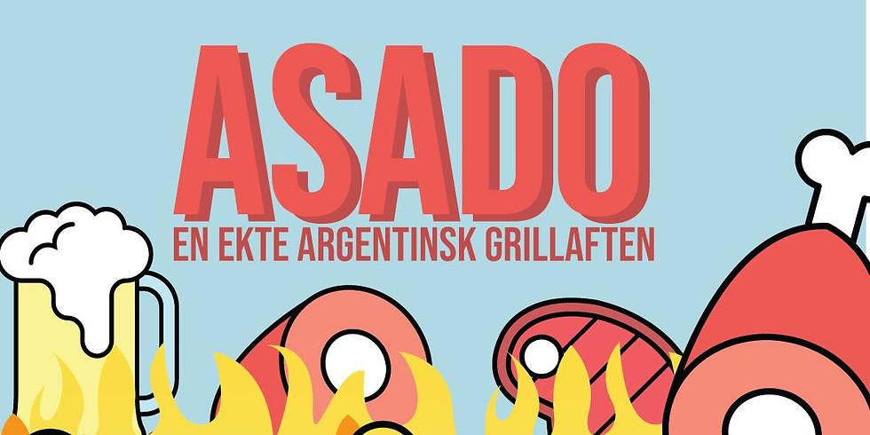 ASADO - en ekte argentisk grillaften