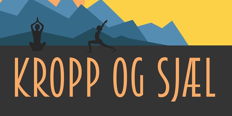 Kropp & Sjæl retreat. 4 dager Yoga & Bootcamp