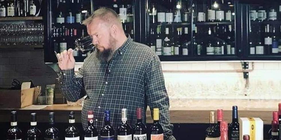 Vinsmaking med Kjell-Gabriel Hendrichs og Stavsmarken Gård