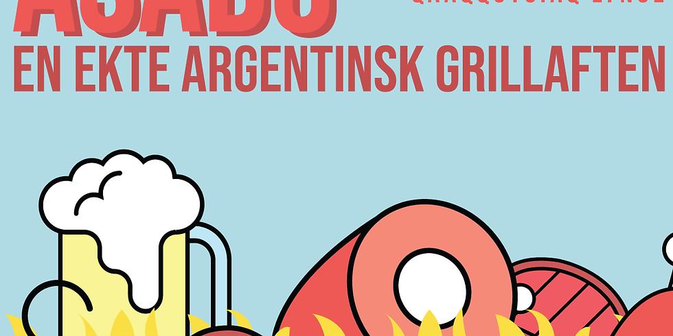 ASADO - Ekte argentinsk grillaften