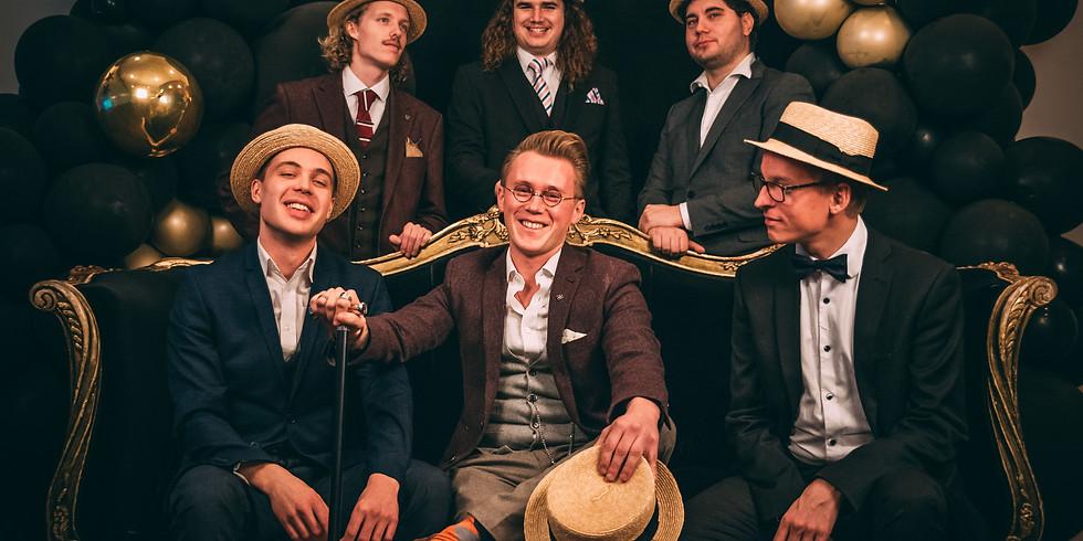 Konsert med Swing It! Bli med tilbake det glade 1920`tallet!