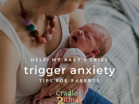 My Baby's Crying Triggers My Anxiety