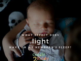 What Effect Does Light Have on My Newborn's Sleep?