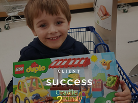 Client Success: 4 Year Old Laz