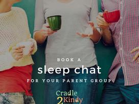 Book a Group Sleep Q&A