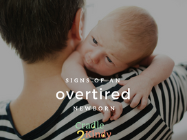 Signs of an Overtired Newborn