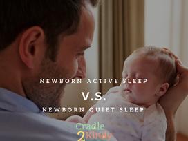 Newborn Active Sleep v.s. Newborn Quiet Sleep