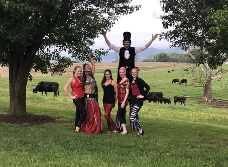 More than weddings - Fundraisers at Rivercrest Farm!