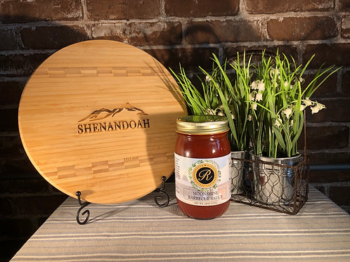 Moonshine BBQ Sauce 18 oz.
