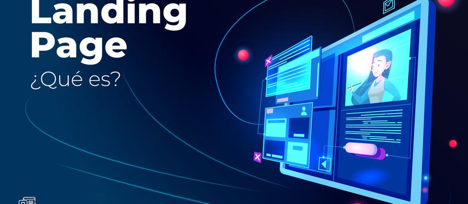 Landing Page ¿Qué es?