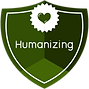 Humanizing Online Teaching & Learning Badge