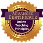 Advanced Certificate in Online Teaching