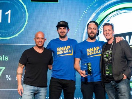 SNAP RENTALS WINS 11TH ON THE 2016 DELOITTE FAST 50 INDEX