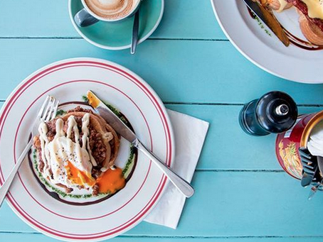 FAVOURITE FOOD SPOTS IN NEW PLYMOUTH