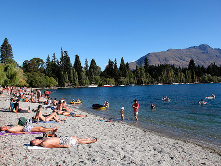 HEAD DOWN UNDER, TO QUEENSTOWN IN SUMMER, WITH SNAP RENTALS