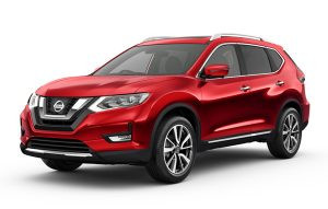 NISSAN X-TRAIL 7 SEATER SUV COMING TO SNAP RENTALS LATE AUG 2017