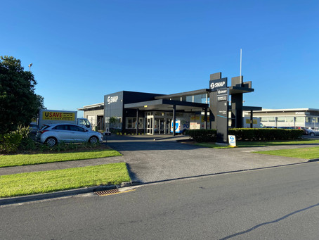 New Auckland Airport branch