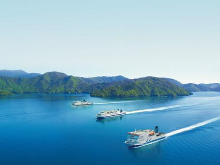 Interislander Ferry Cook Strait Crossings