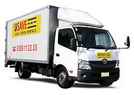 Furniture truck for hire in New Zealand