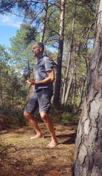 Marches respirées et ateliers en forêt