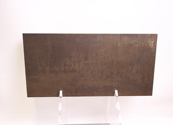 Labor Metal Schwazw 30 x 60 cm