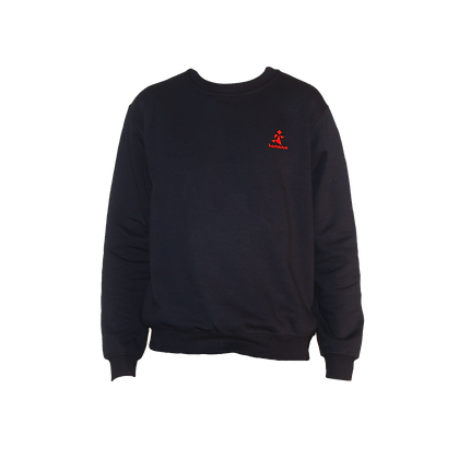 Logo-Only Sweater Navy