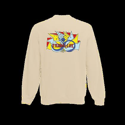 Retro Sweater Eternal Life