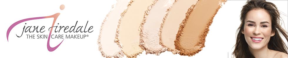 Jane Iredale sminke makeup hudpleie
