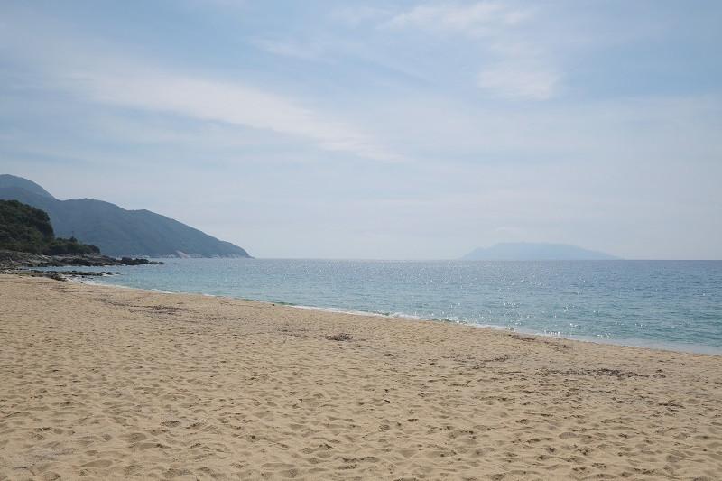 屋久島いなか浜ウミガメ産卵地
