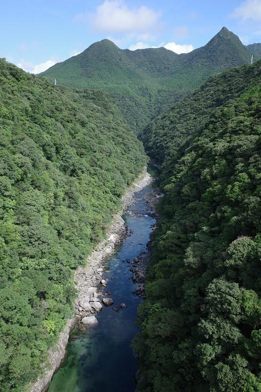 屋久島松峰大橋