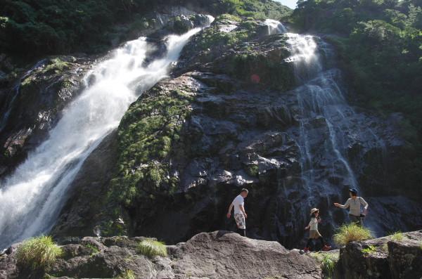 日本の滝百選大川の滝