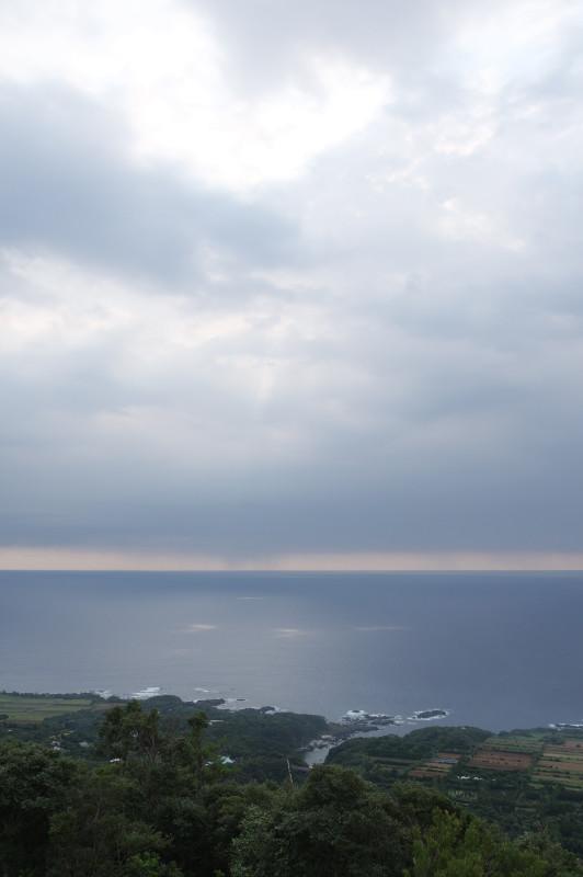 屋久島千尋の滝展望所