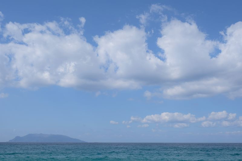 ウミガメの産卵地屋久島いなか浜