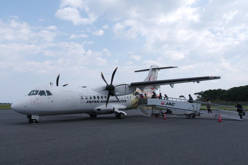 屋久島飛行機JAC