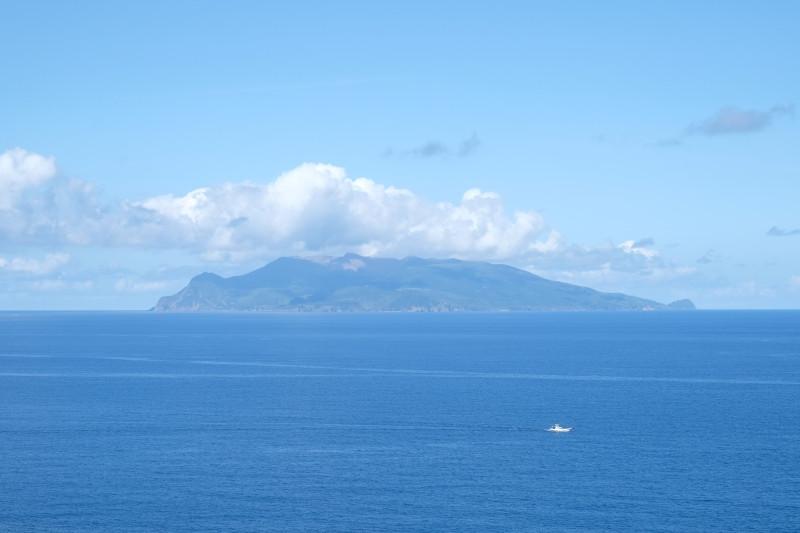 屋久島から口永良部島