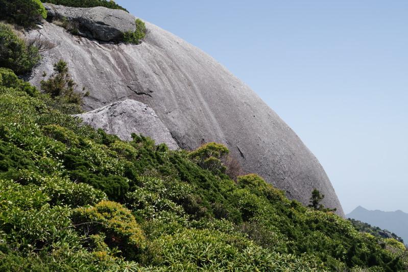 屋久島巨岩