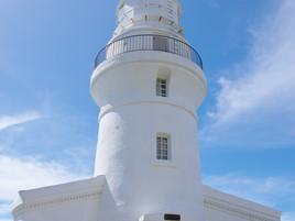 屋久島灯台(永田の灯台)