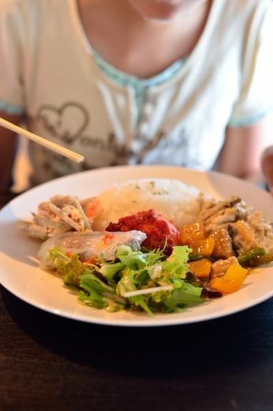 屋久島でランチ、食事処