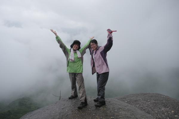 屋久島白谷雲水峡の太鼓岩