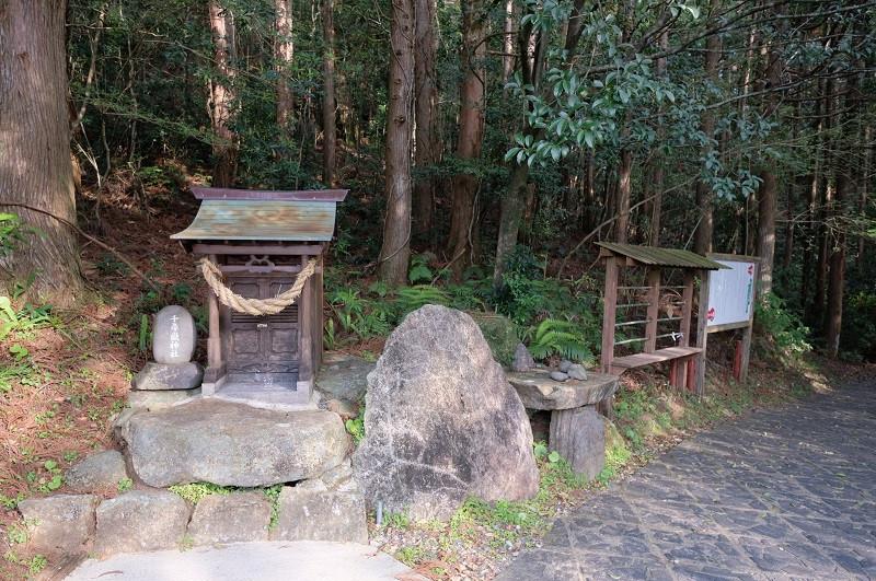 屋久島千尋の滝駐車場