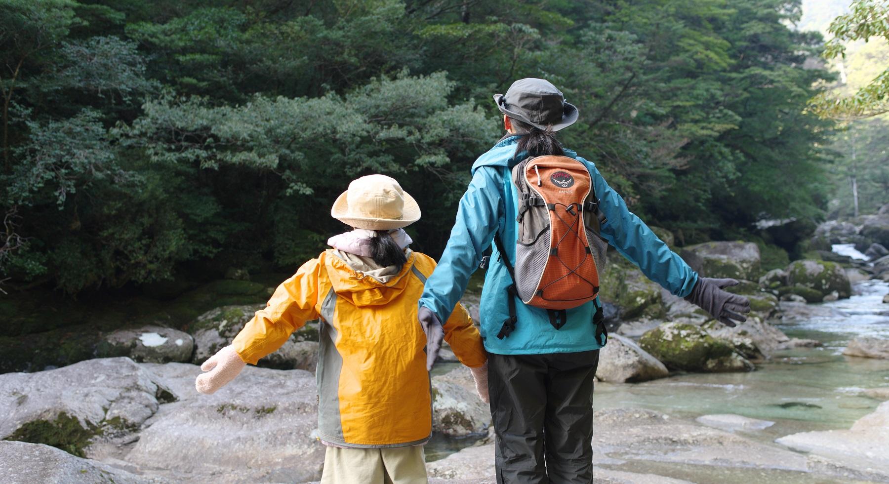 森林セラピーガイドと行く森林浴ツアー