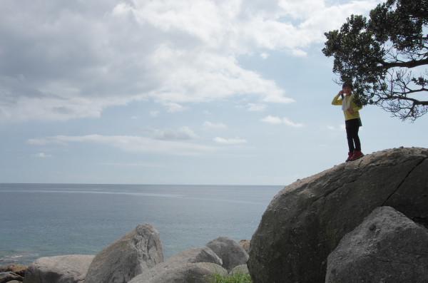 屋久島西部林道ツアー終了