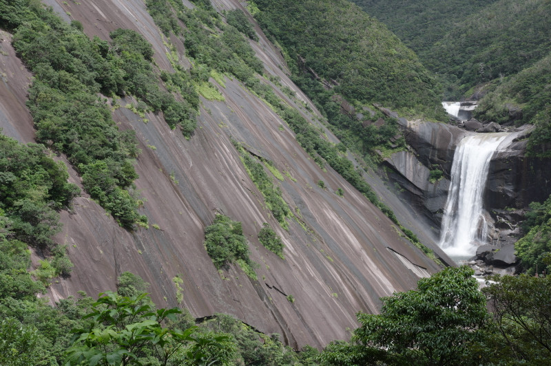 屋久島千尋の滝