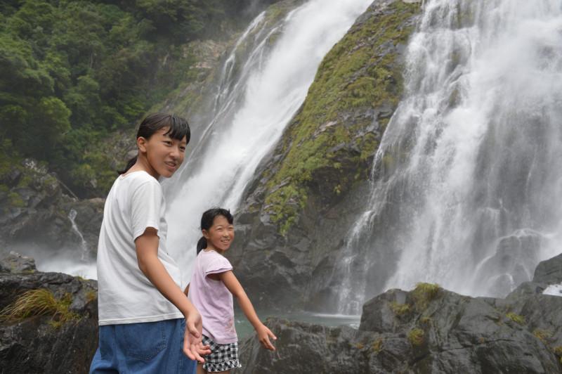 大川の滝・屋久島