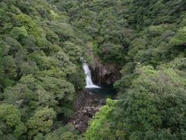 竜神の滝①
