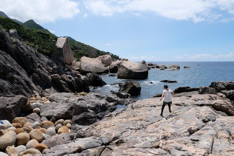 屋久島世界自然遺産で川遊び・沢登りツアー