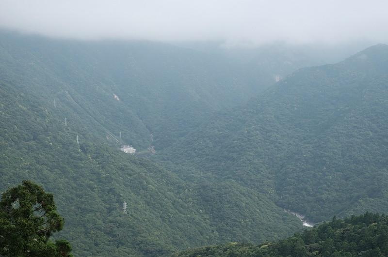 水力発電所・屋久島