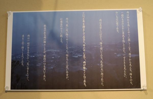 屋久島雨の情景、浮雲より